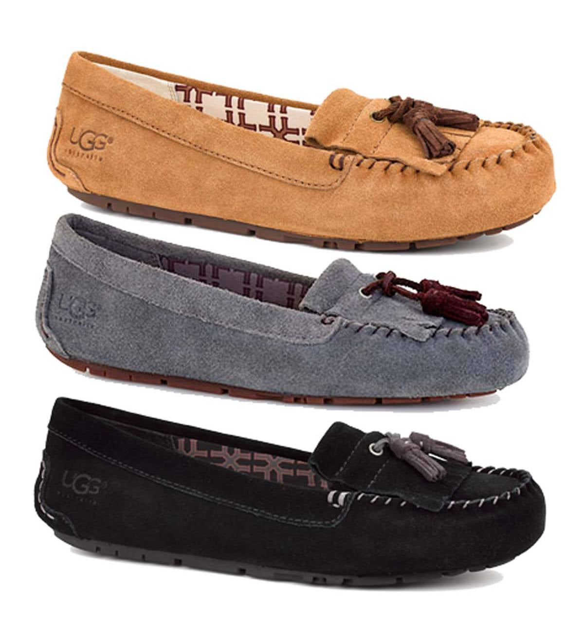 30897546fac UGG Australia Women s Lizzy Moccasin Slippers