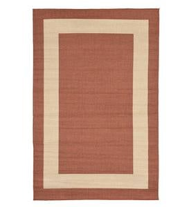 Border Indoor/Outdoor Rug