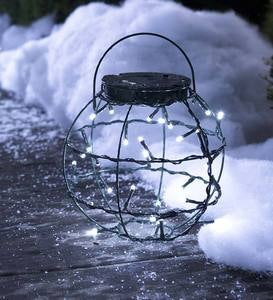 Mini Solar Lanterns, Set of 3