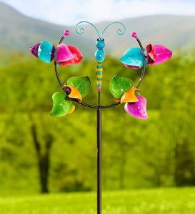 Butterfly Jubilee Wind Spinner