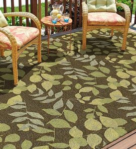 2' x 3' Wymberly Indoor/Outdoor Rug - Coffee