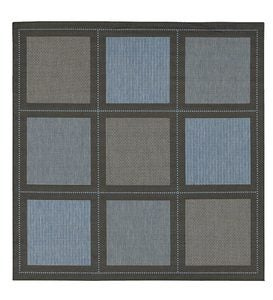 "7'6""square Summit Ties Indoor/Outdoor Rug"