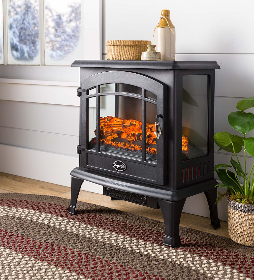 Panoramic Quartz Infrared Stove Heater