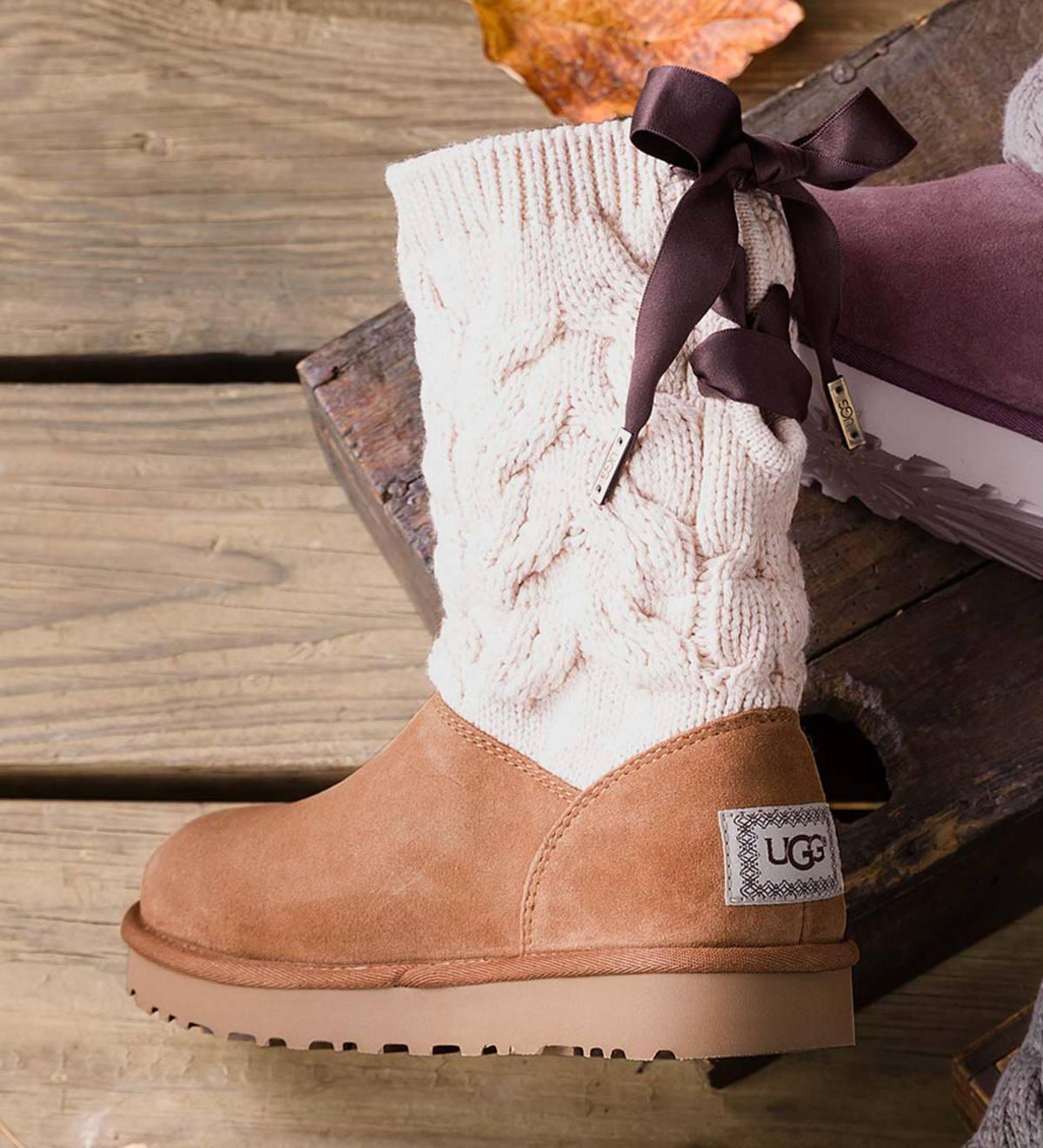 b138793ebe7 UGG Kiandra Boots | PlowHearth