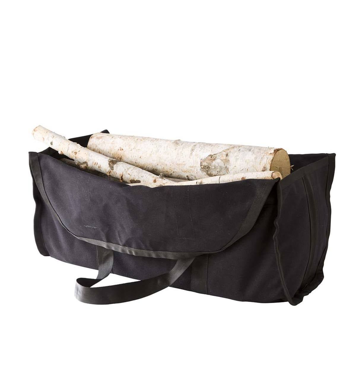 Bulk Canvas Log Carrier