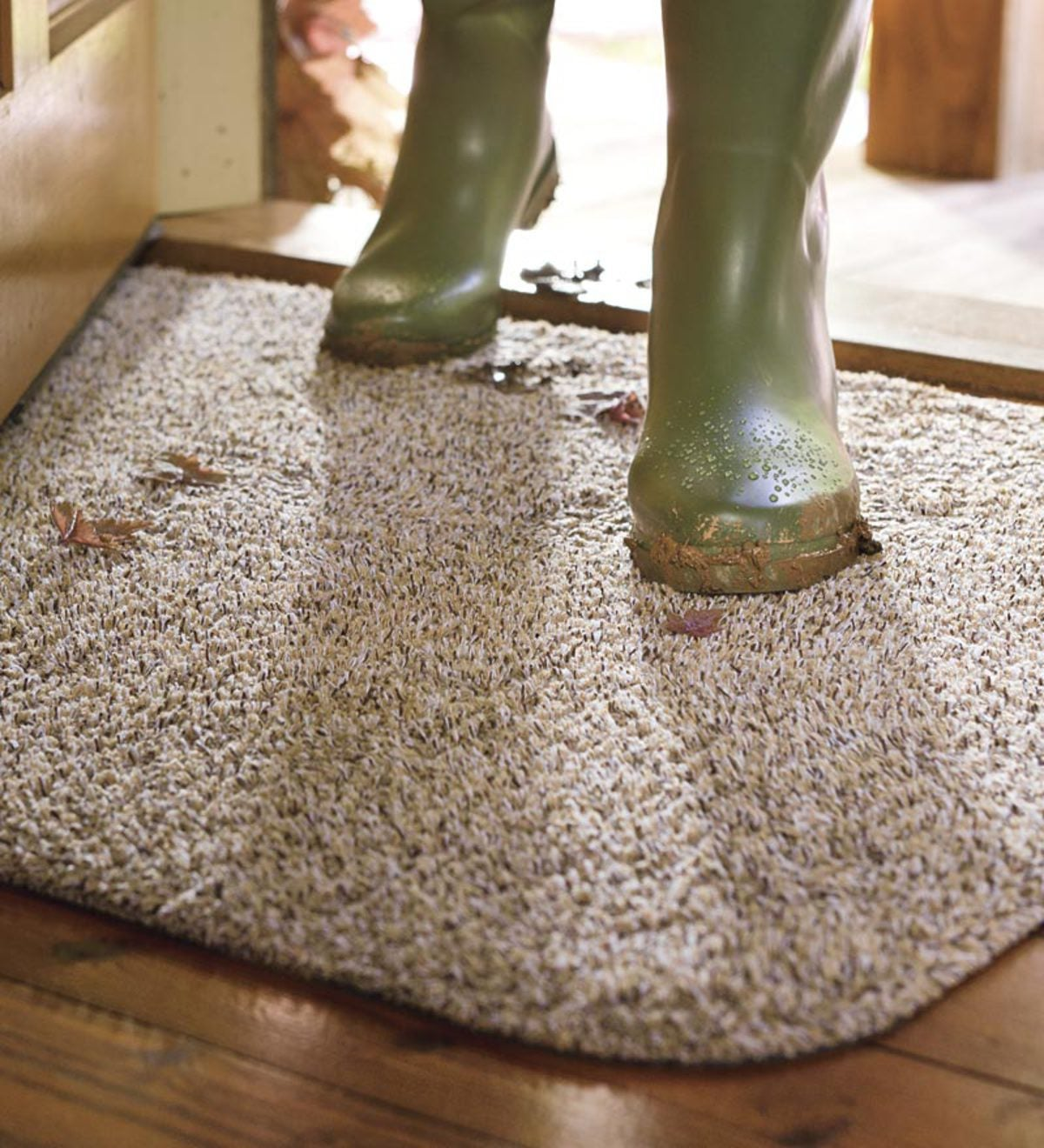 Microfiber Mud Rug With Non Skid Backing 29 Quot X 58 Quot Runner