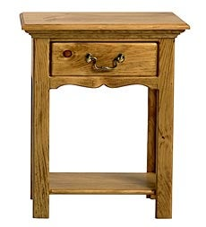 Solid Pine Shenandoah Night Stand