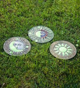 Glow-In-The-Dark Celestial Stepping Stones
