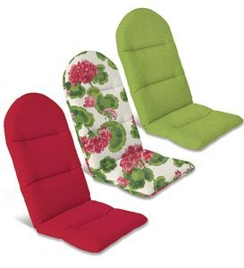 Weather-Resistant Outdoor Classic Adirondack Cushions