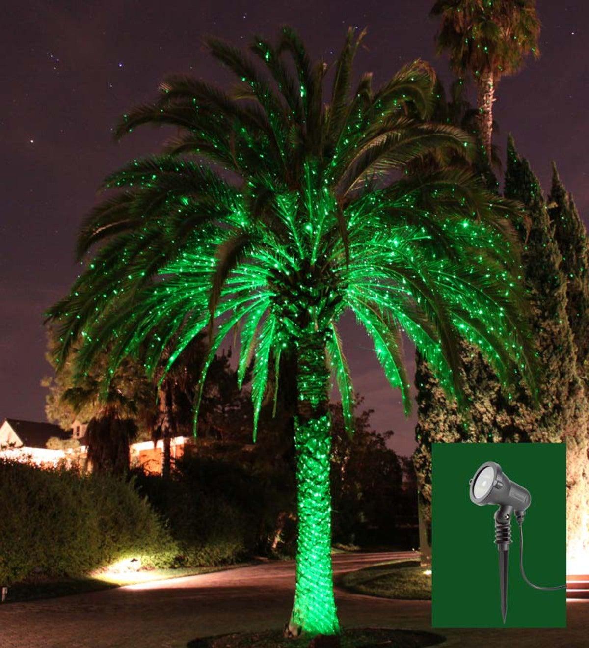 Usa Made Firefly Decorative Landscape Lighting Green