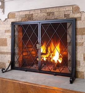 Middleton Fireplace Screen with Doors