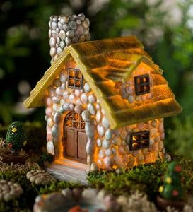Miniature Fairy Garden Starter Kit