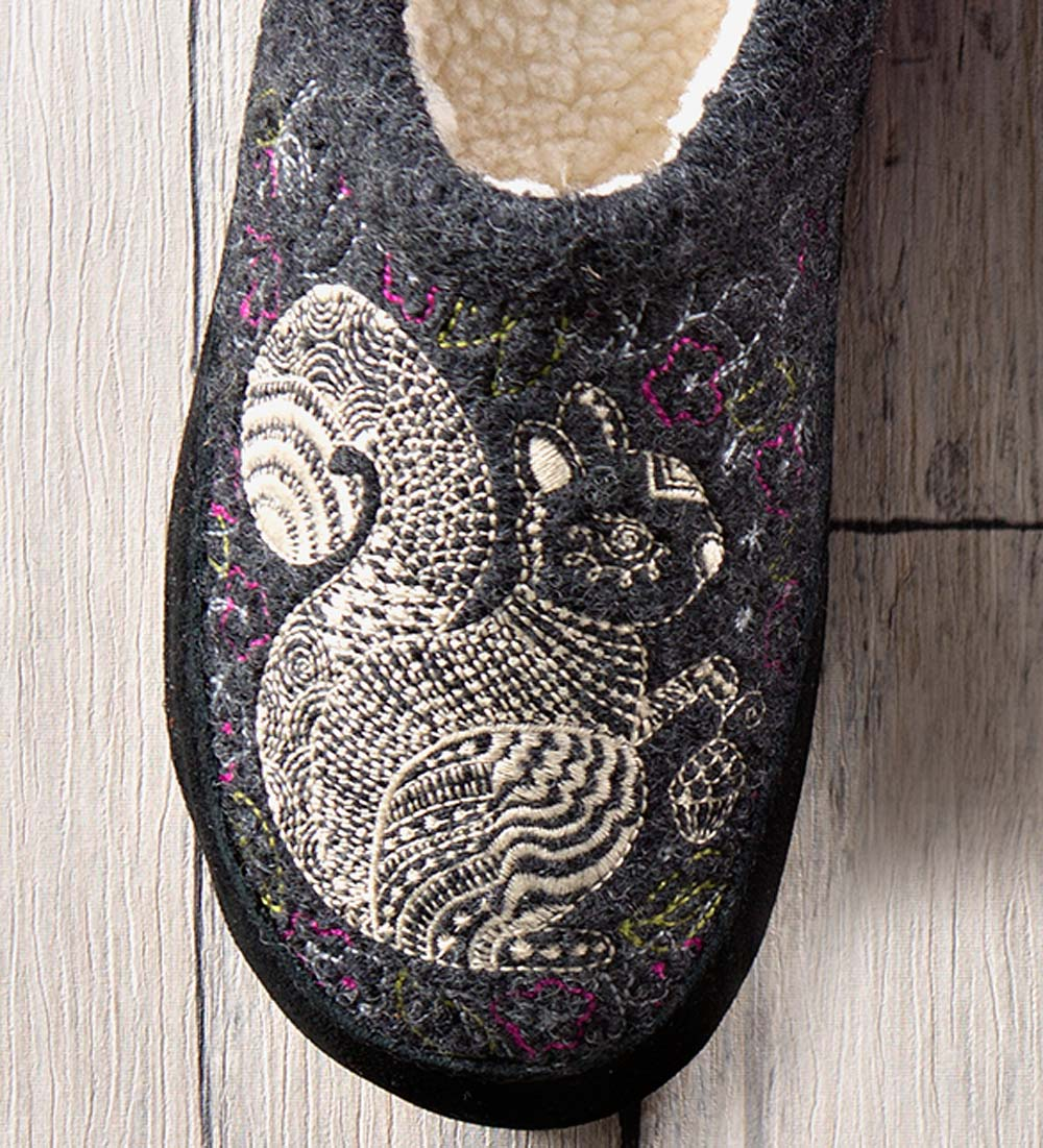 Acorn Women's Forest Slippers