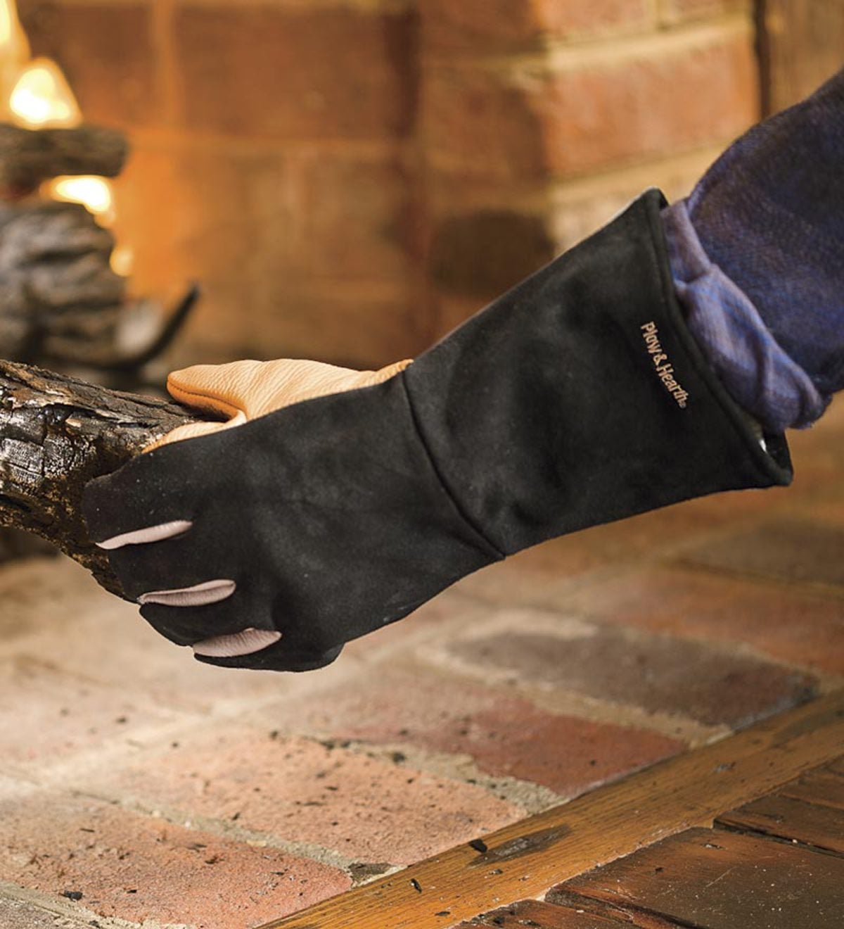 Fireplace Fire Resistant Gloves