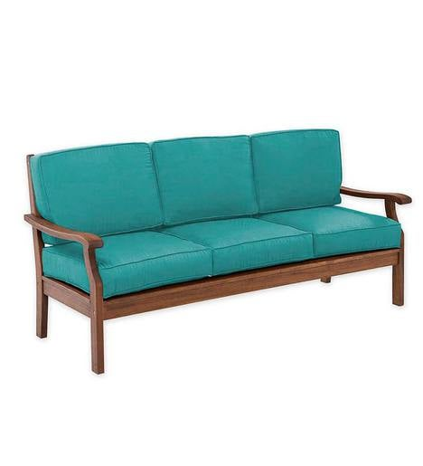 Claremont Sofa with Cushions