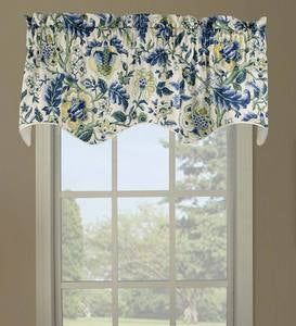 Regency Duchess Filler Cotton Valance