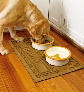 Waterhog® Personalized Pet Mat