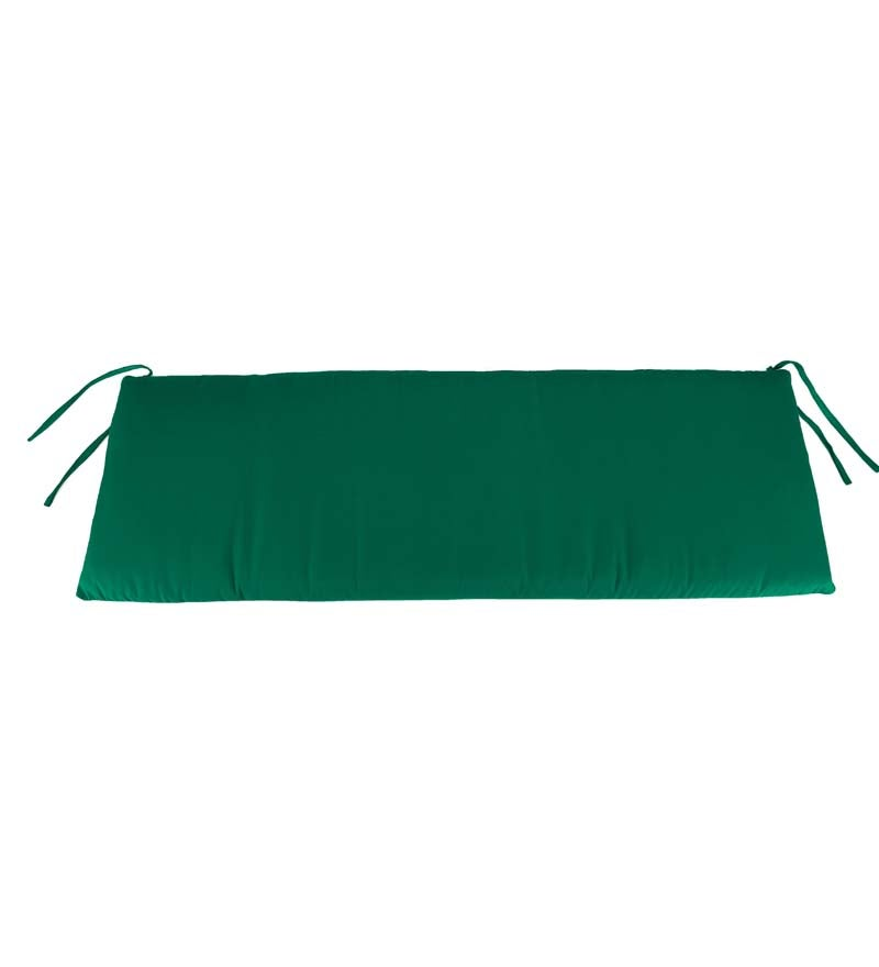 "Sunbrella Classic Swing/Bench Cushion, 47"" x 16"" x 3"""