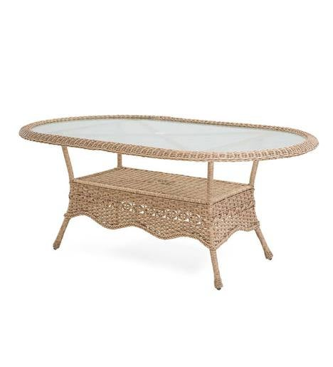 Prospect Hill Oval Dining Table
