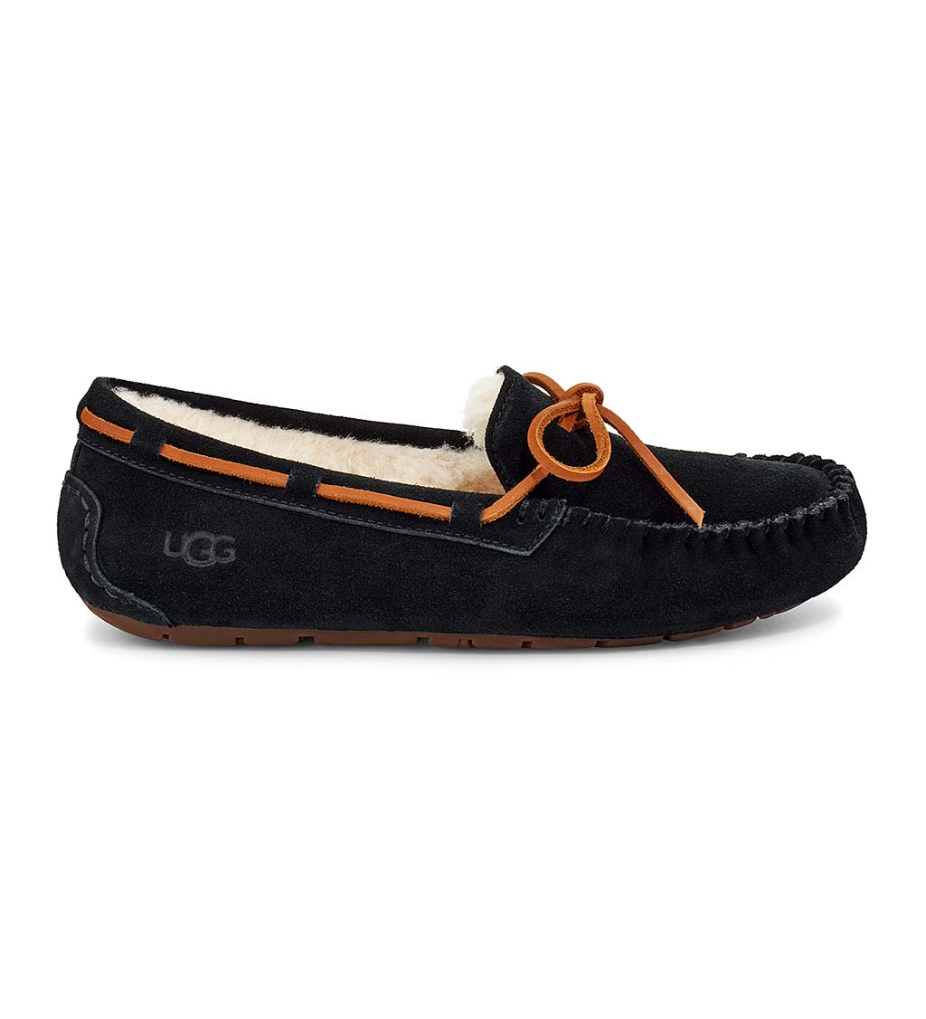 UGG Dakota Women's Suede Moccasin Slippers