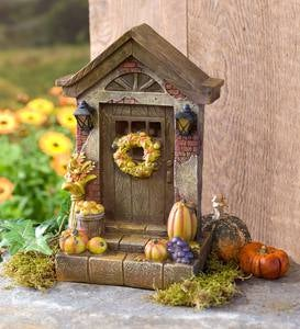 Harvest Fairy Door