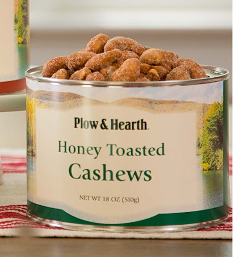 Jumbo Cashews - Salted, Honey Toasted Or Chocolate Covered