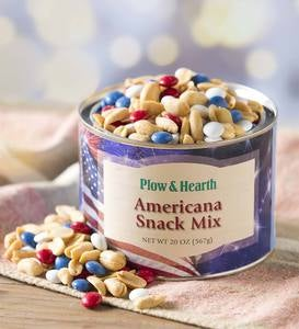Americana Snack Mix, 20 oz. Resealable Tin
