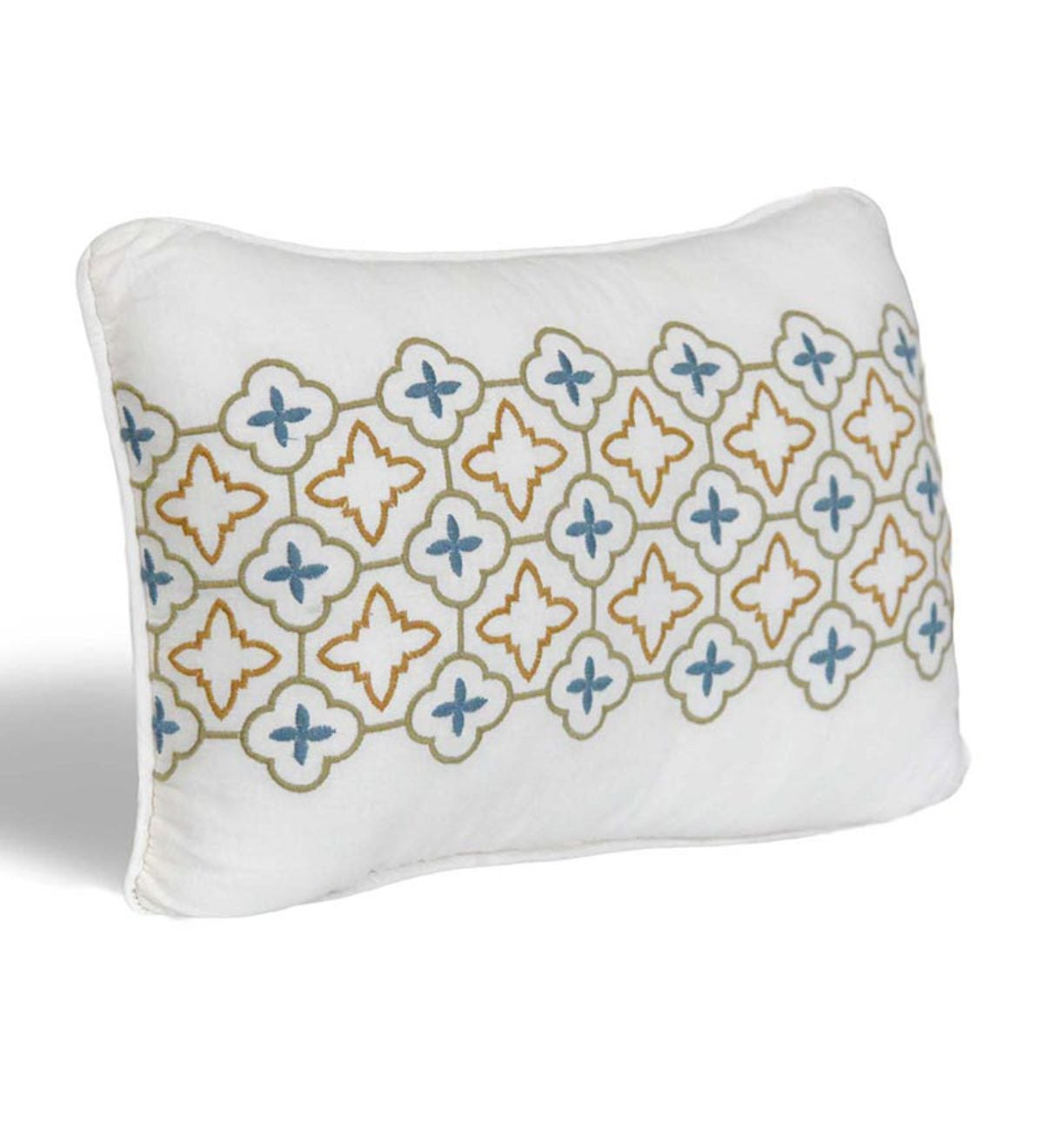 Spring Blossom Oblong Pillow