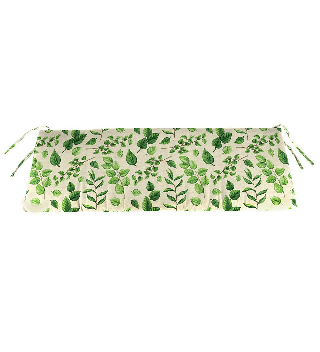 "Polyester Classic Swing/Bench Cushion, 36""x 16""x 3"""