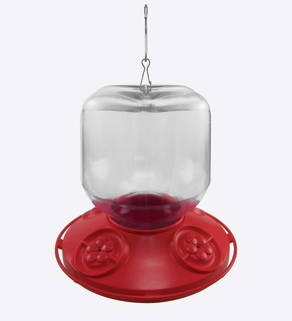 Dr. JB's 32-Ounce Switchable Size Hummingbird Feeder
