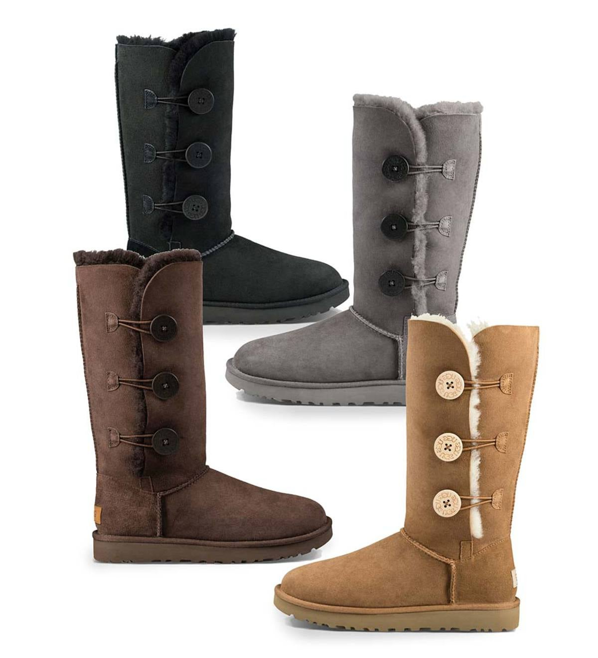 UGG Women's Bailey Button Triplet II Boots