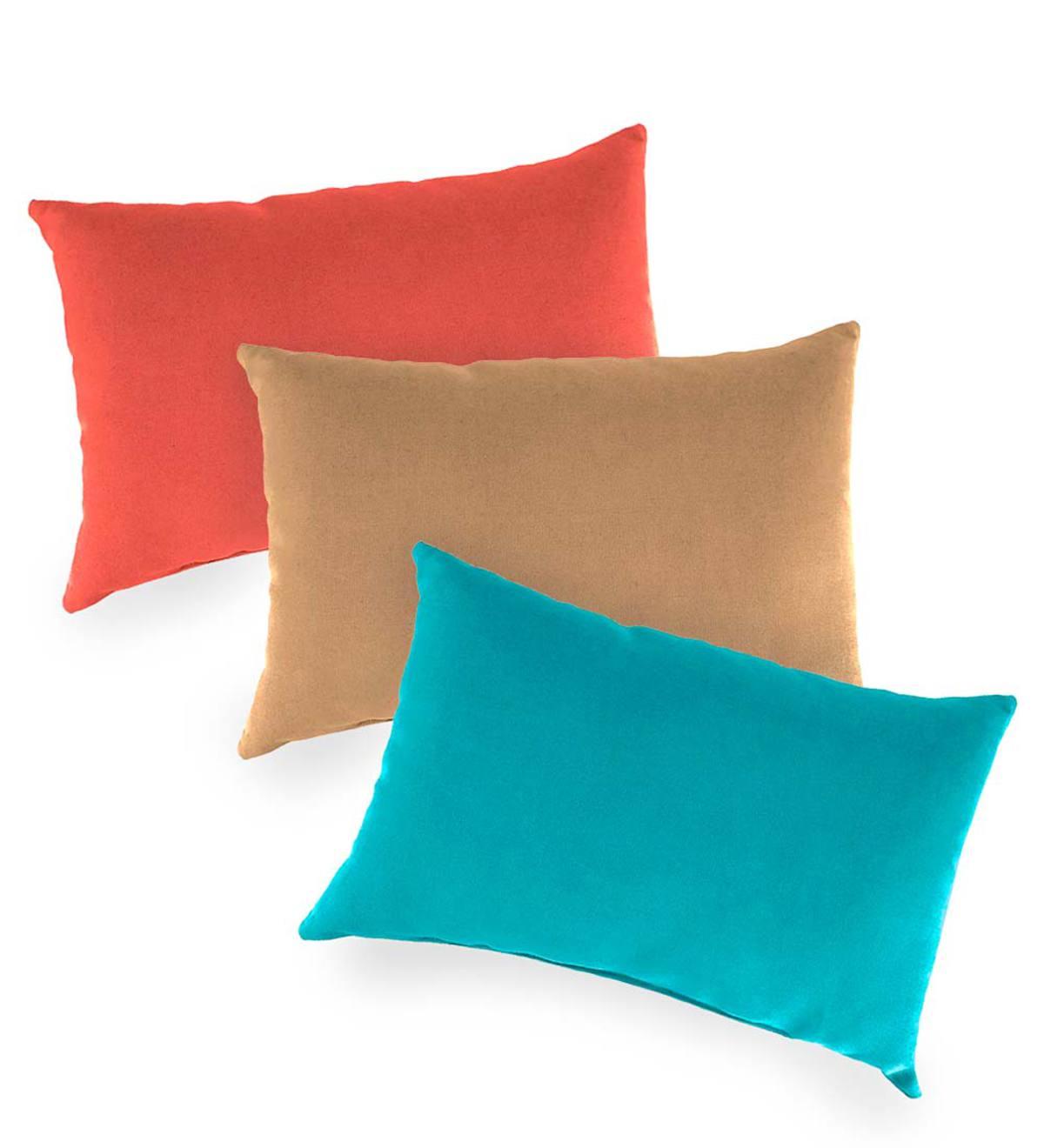 Shenandoah Outdoor Lumbar Pillow