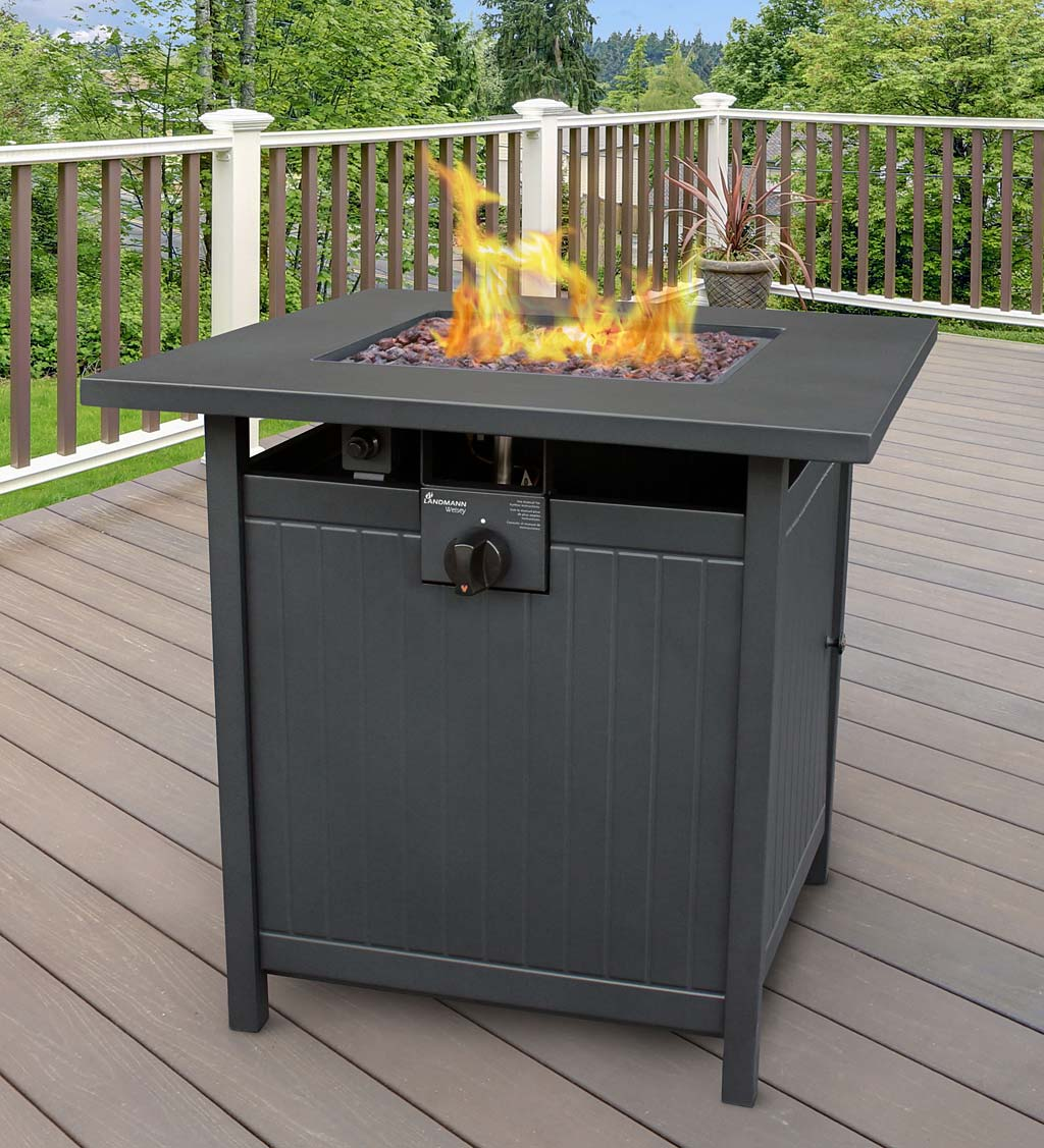 Wesley Propane Gas Fire Table