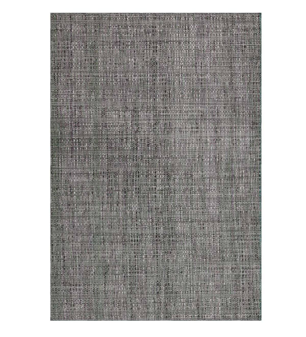 "Newberry Wool Area Rug, 3'6""x 5'6"" - SIL"