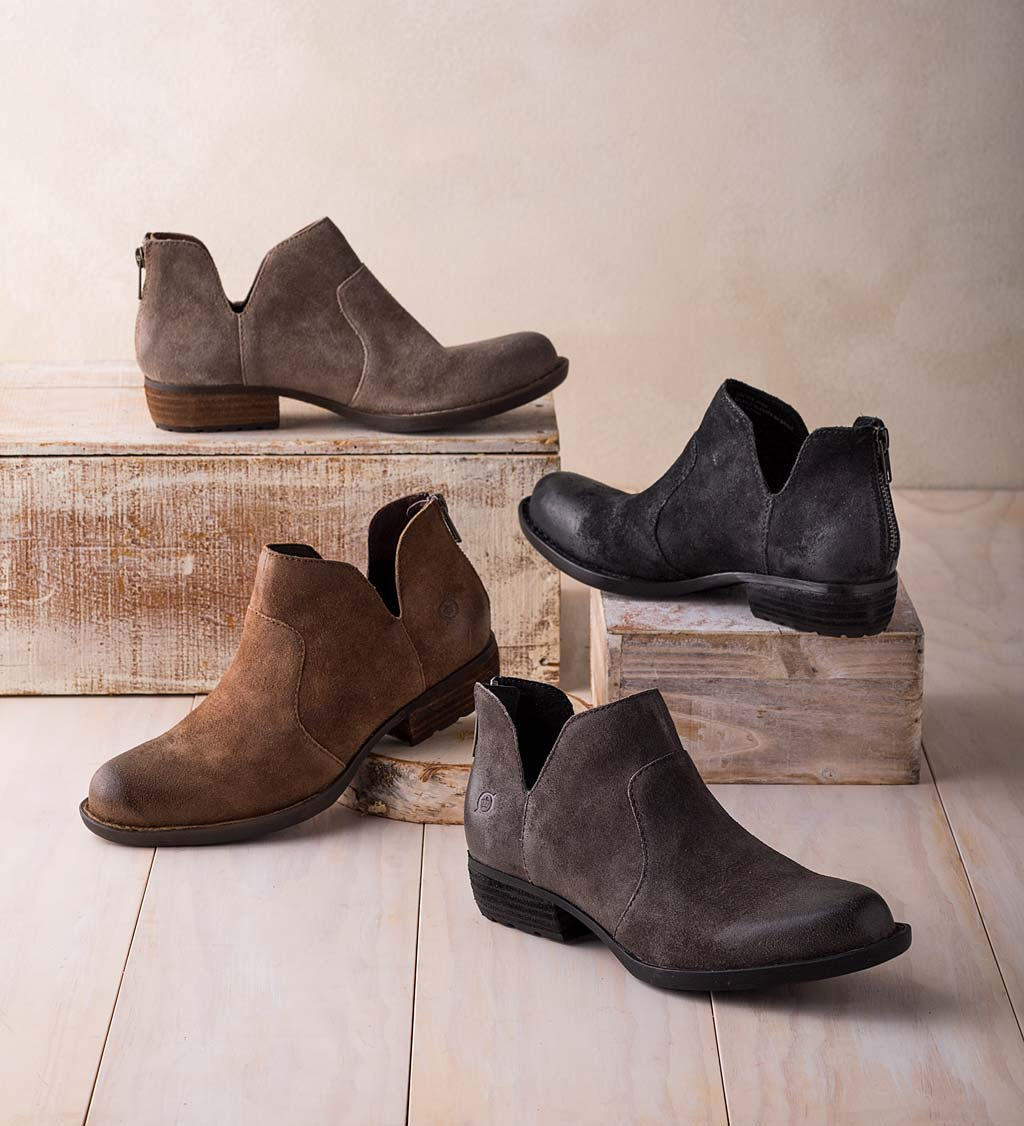 Born Kerri High/Low Ankle Boots