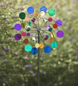 Midi Garden Metal Wind Spinner