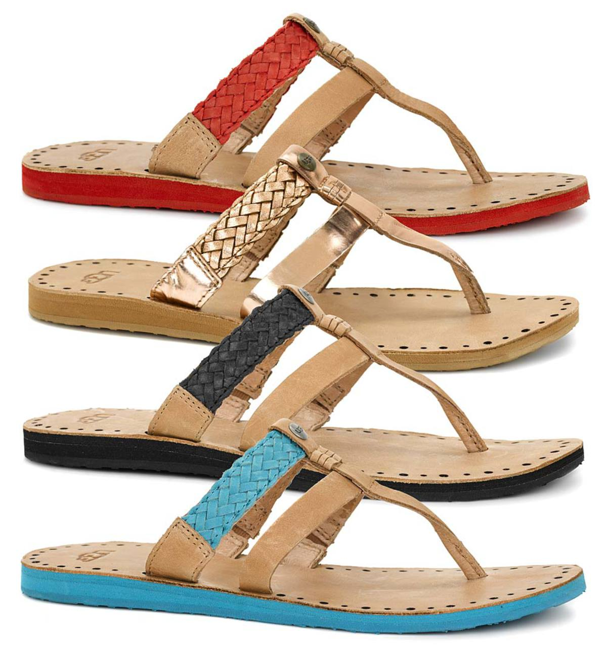 UGG Women's Audra Flip-Flop Sandals