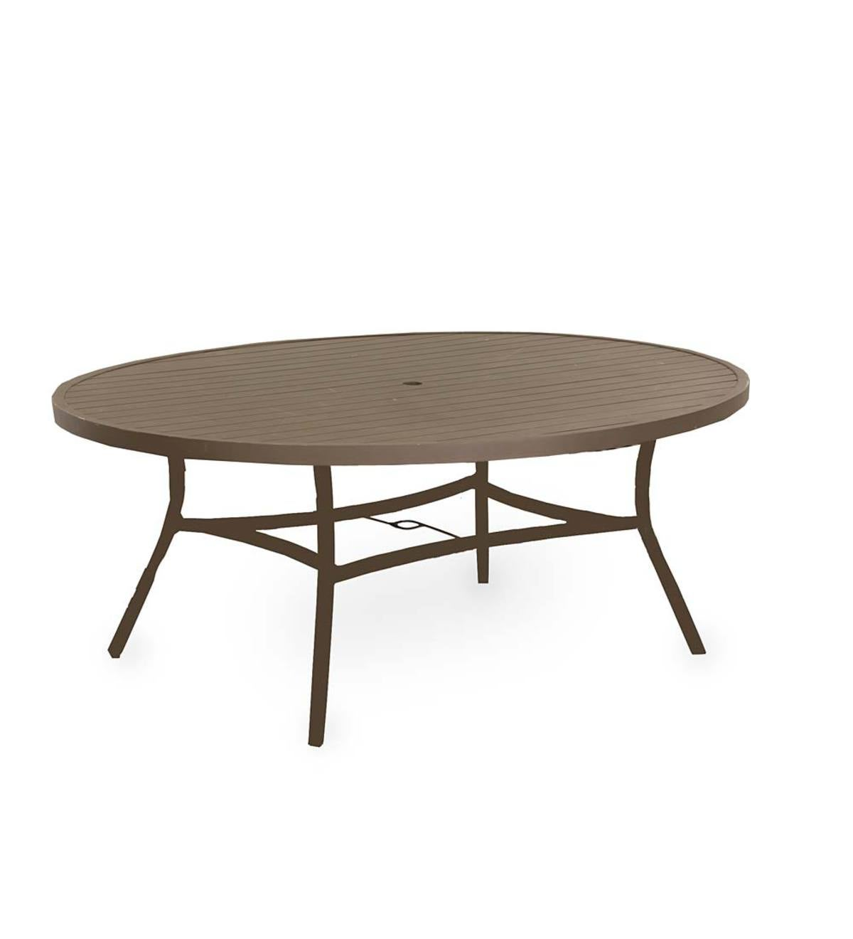 Topsail Oval Dining Table
