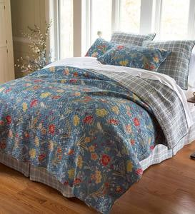 Jenni Jacobean Quilt Set
