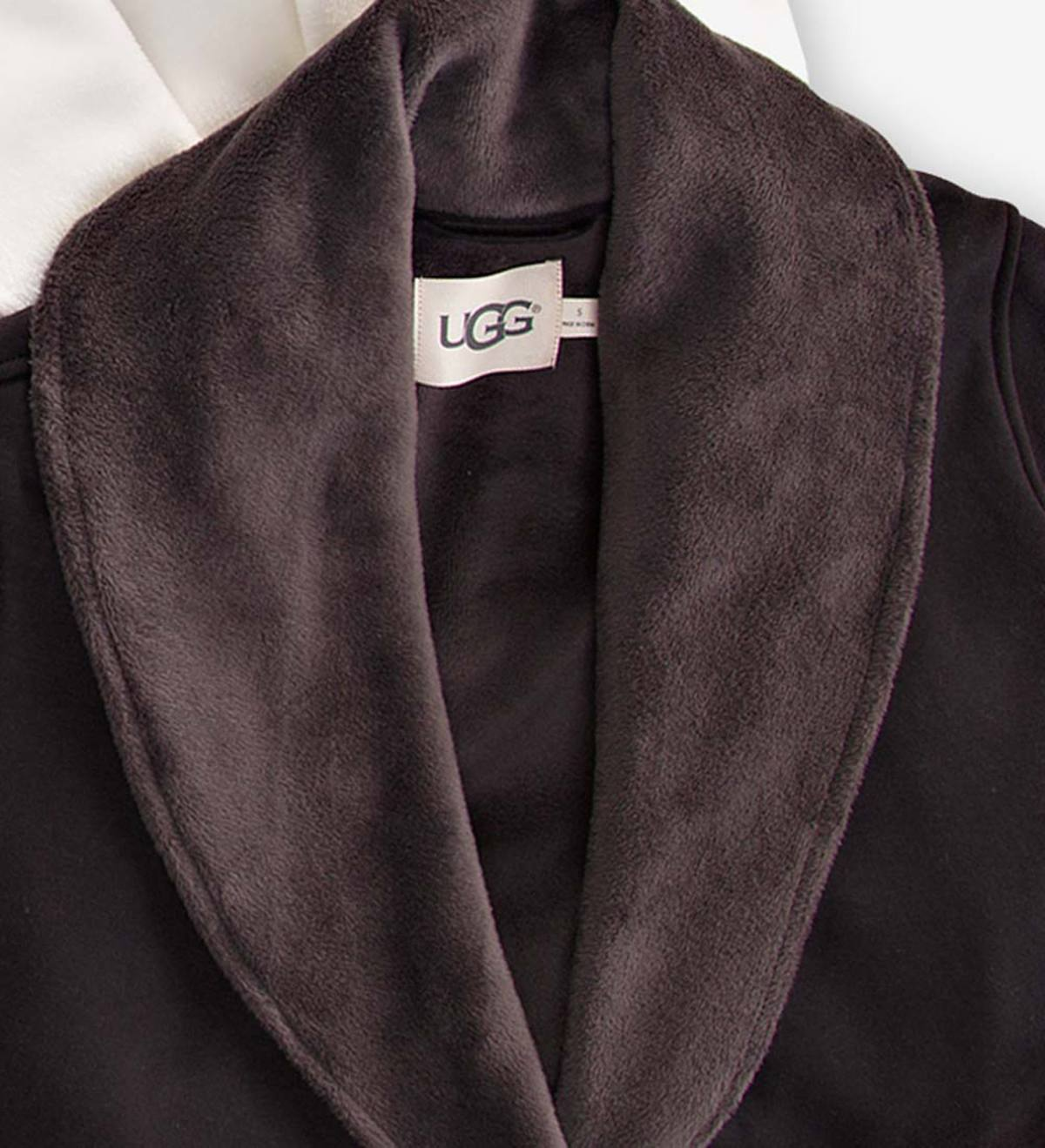 UGG® Australia Women's Duffield Robe - Charcoal - L(12-14)