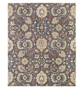 Meadow Wildflower Wool Rugs