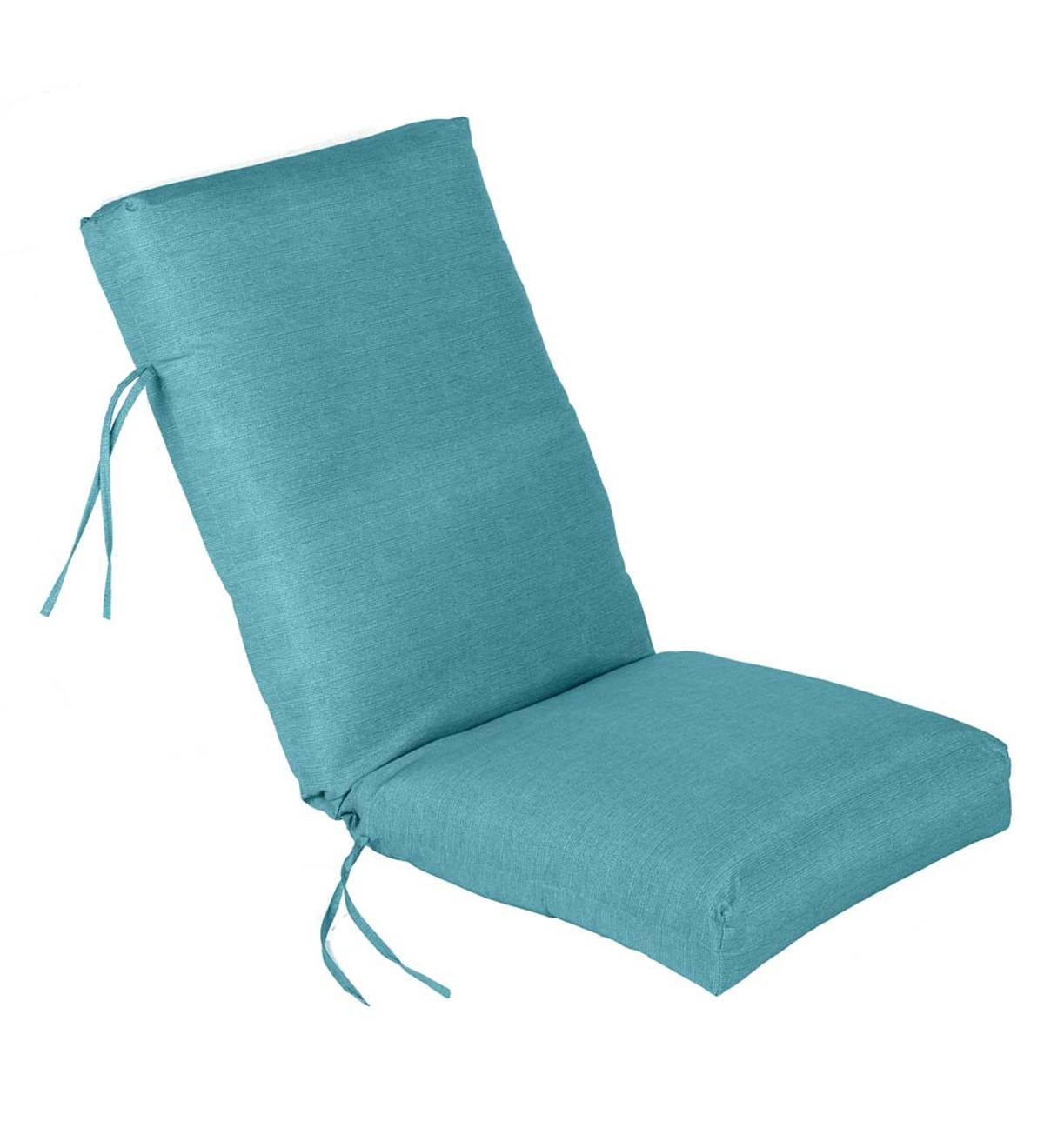 High Quality Shenandoah Outdoor High Back Chair Cushion