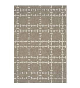 7'1 x 11' Greenville Indoor/Outdoor Rug - Barley