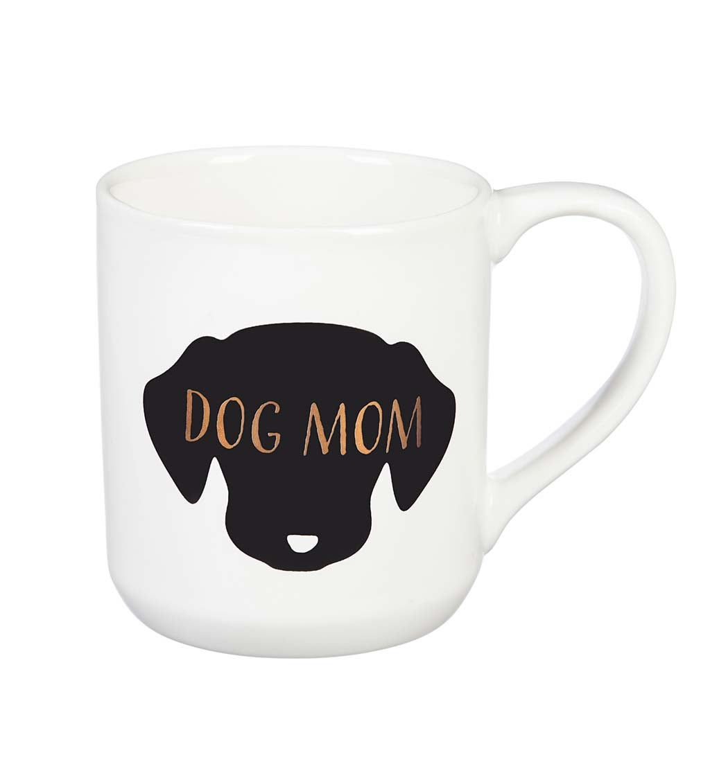Dog/Cat Mom Mug and Ornament Gift Set swatch image