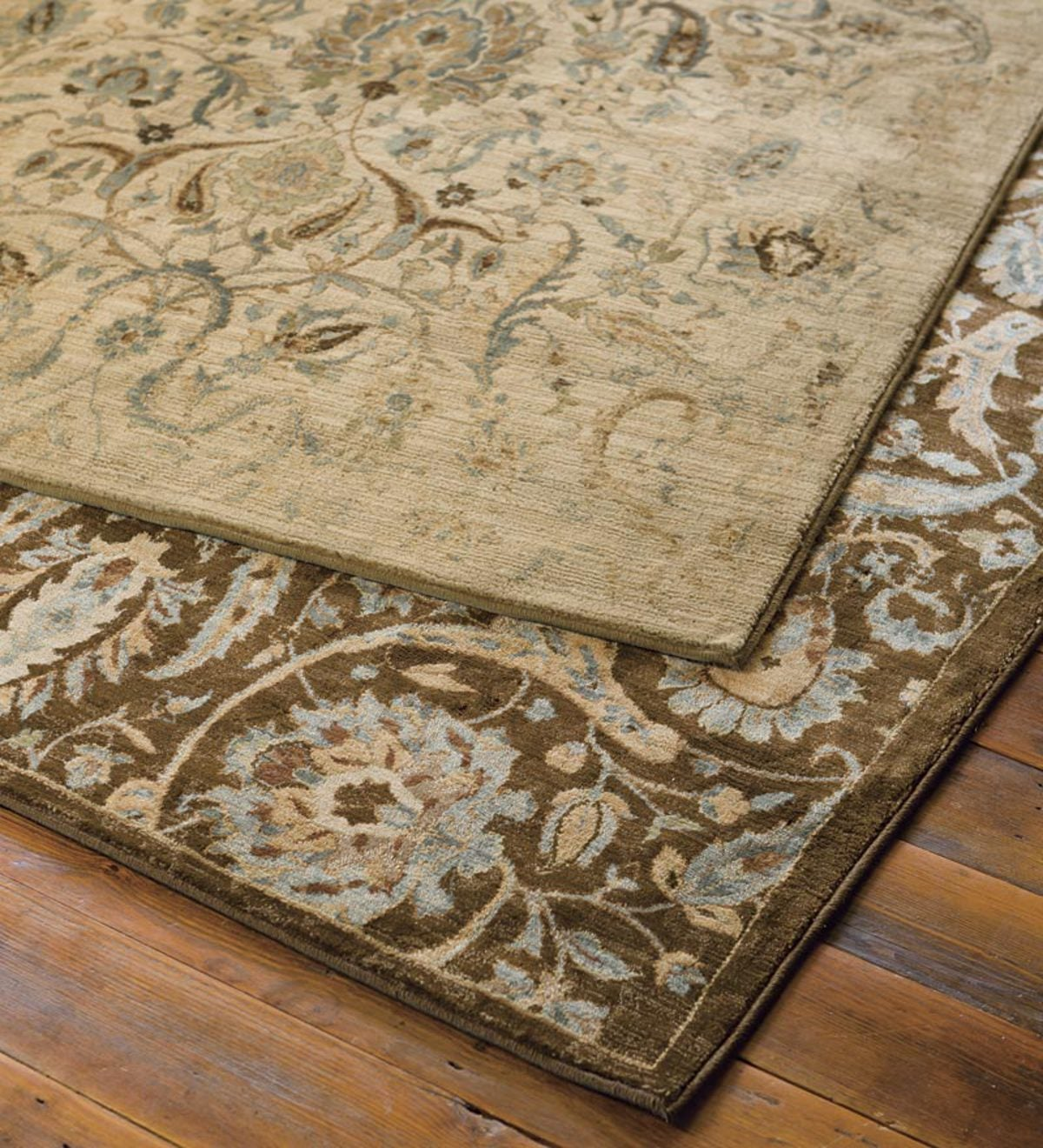 "2'1""x 7'9""Preston Performance Runner Rug - Beige"