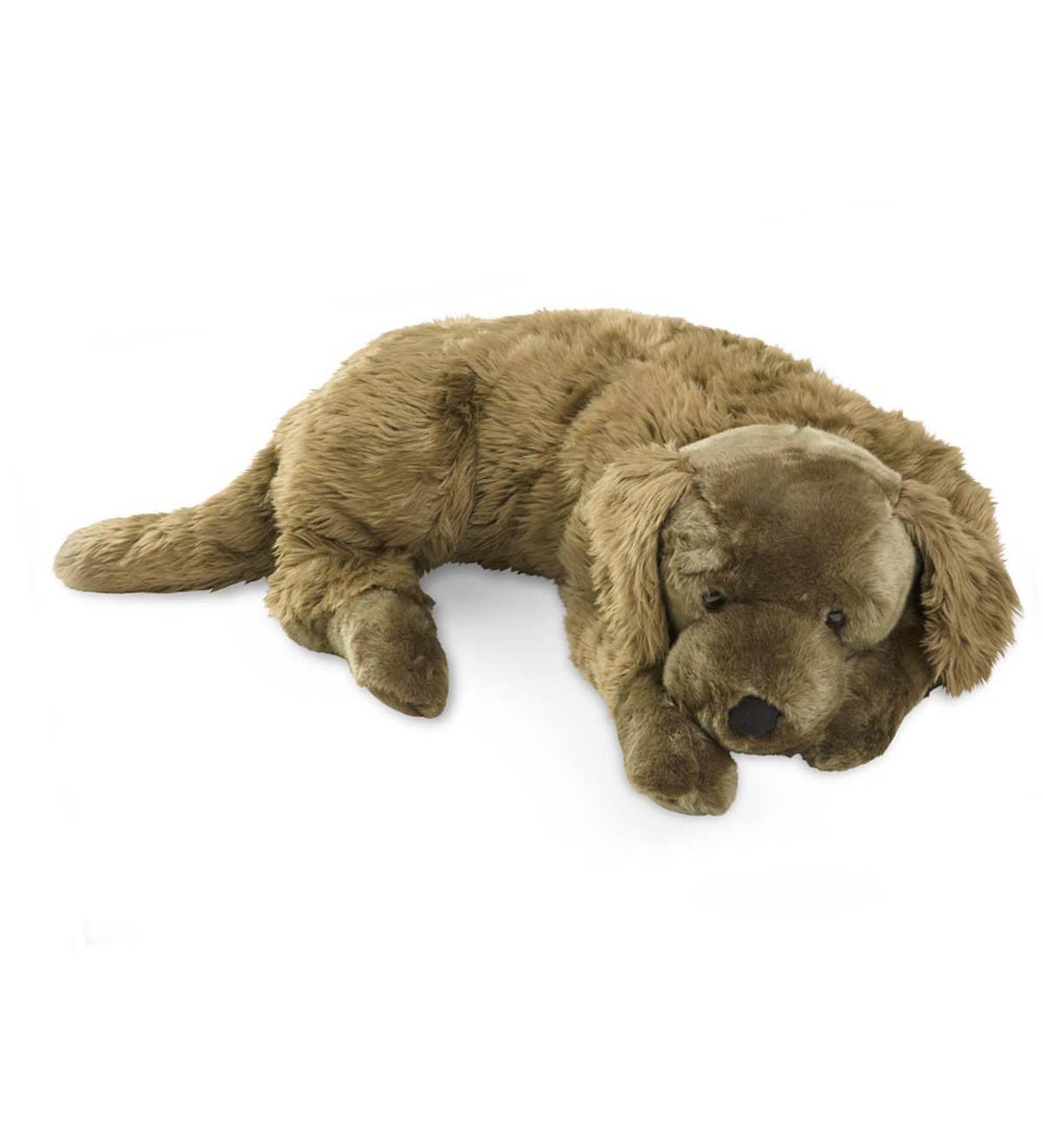 Labrador Retriever Body Pillow Plowhearth