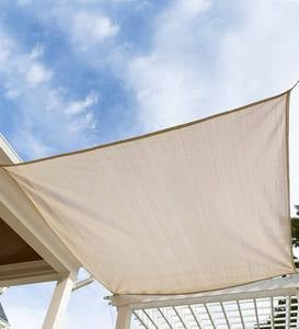 Sunblock Square Sail Shade