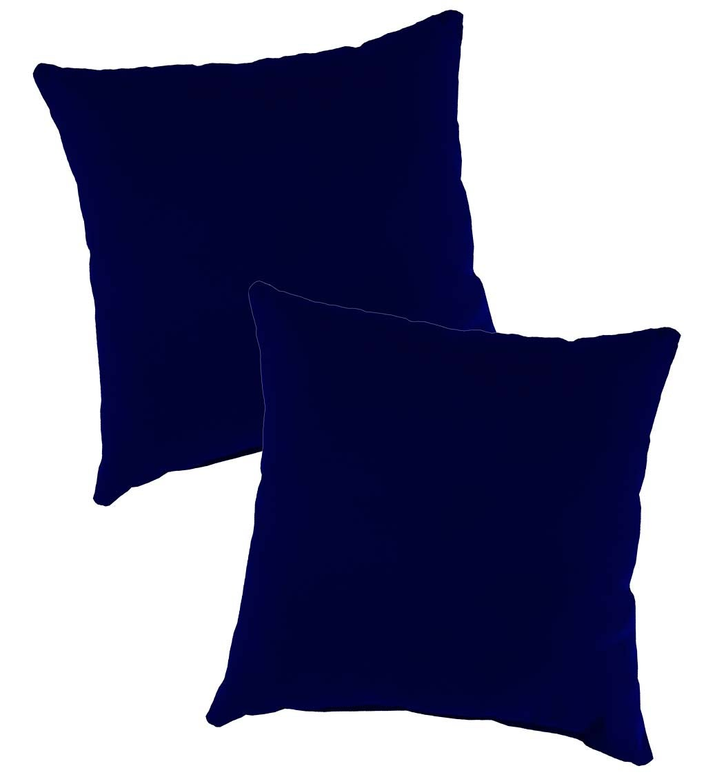 Replacement Pillows for Rope Hammock Swing, Set of 2