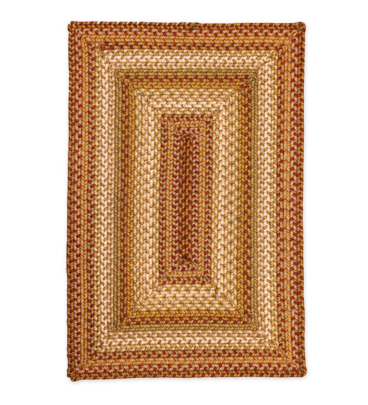 James River Braided Indoor Outdoor Rug 20 X 30 Plowhearth