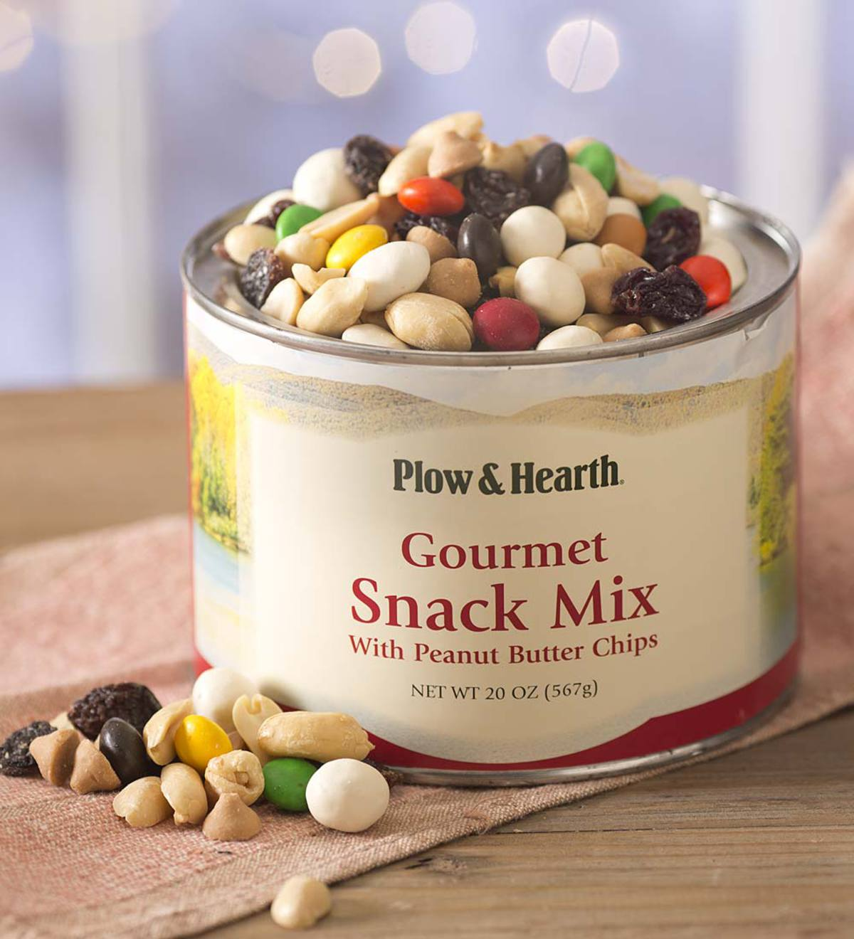 Gourmet Snack Mix
